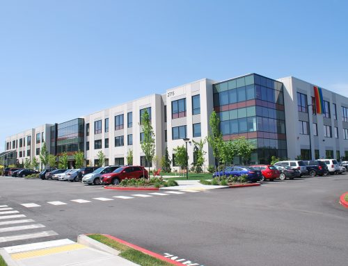 Longacres Business Center Buildings A + B