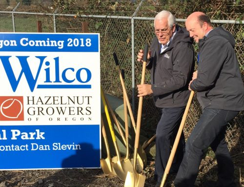 Wilco + Hazelnut Growers of Oregon