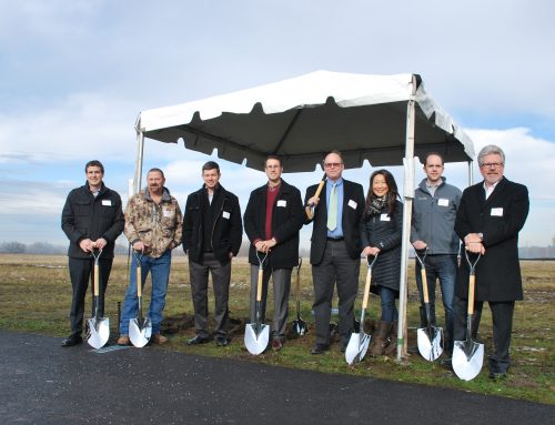 Sunlight Supply Breaks Ground on New Industrial Building