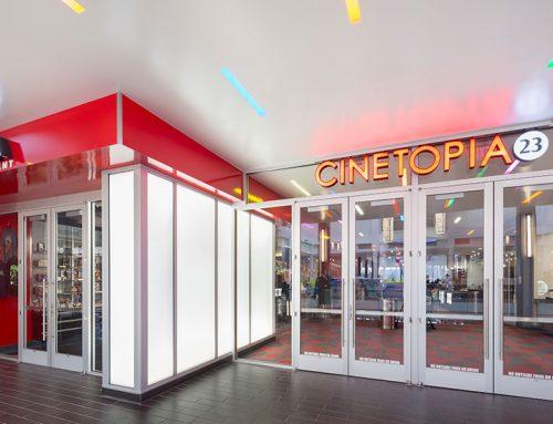 Cinetopia Westfield Vancouver Mall