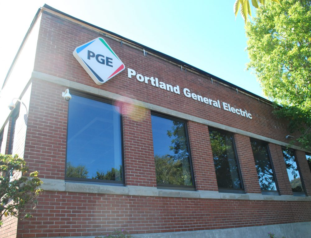 Portland General Electric Rose City