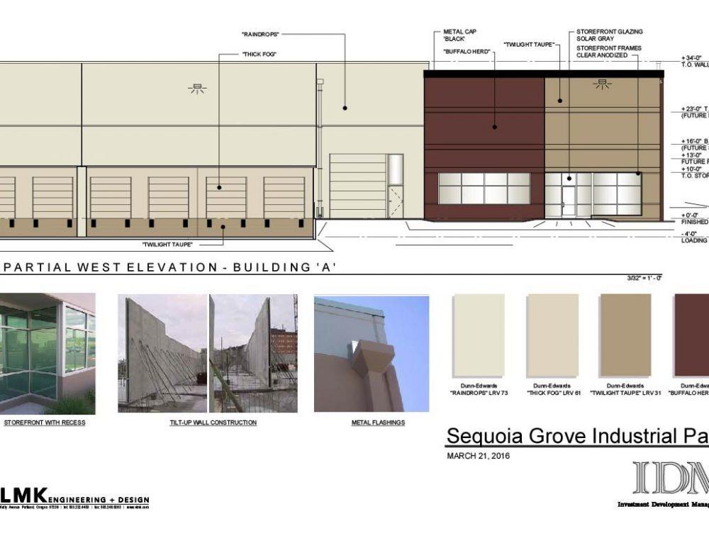 Sequoia Grove Industrial Park