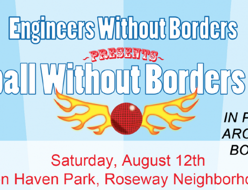Engineers Without Borders Annual Kickball Tournament