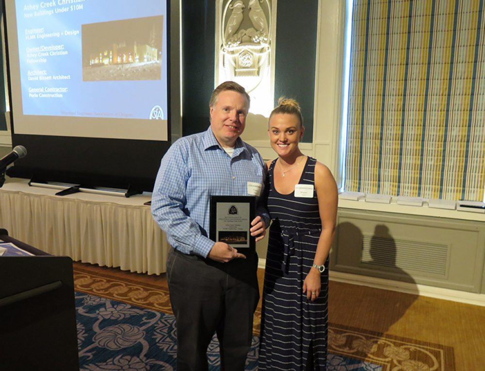 VLMK Project Wins Structural Engineers Association of Oregon Award