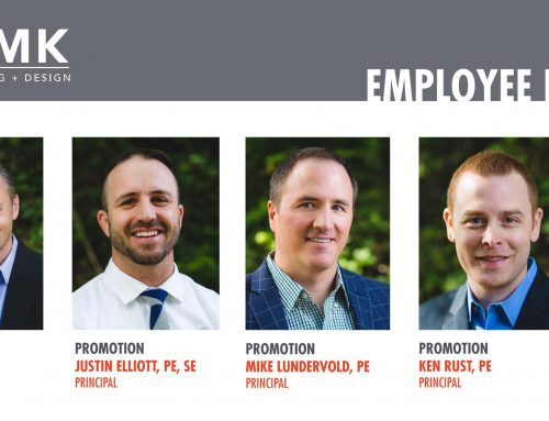 March 2018: Employee Promotions
